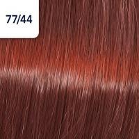 Крем-краска стойкая Wella Professionals Koleston Perfect ME + для волос, 77/44 Вулканический красный