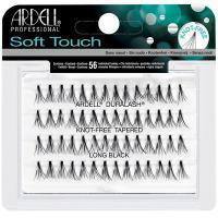 Пучки ресниц Ardell Soft Touch безузелковые, ультралегкие, длинные