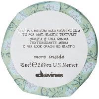 Эластик-гель Davines More Inside для матовых подвижных текстур, 75 мл