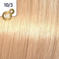 Крем-краска стойкая Wella Professionals Koleston Perfect ME + для волос, 10/3 Шампанское