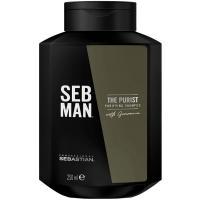 Шампунь очищающий SEB MAN THE PURIST, 250 мл