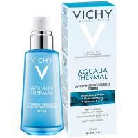 Эмульсия увлажняющая Vichy Aqualia Thermal SPF 25 для всех типов кожи, 50 мл
