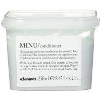 Кондиционер защитный Davines Essential Haircare Minu для сохранения цвета волос, 250 мл