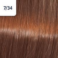 Крем-краска стойкая Wella Professionals Koleston Perfect ME + для волос, 7/34 Вишневый грог