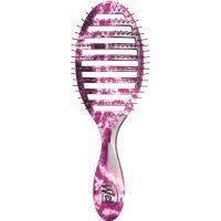 Щетка Wet Brush Flex Dry для быстрой сушки волос, фиолетовый агат
