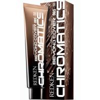 Краска без аммиака Redken Chromatics Beyond Cover для волос, 8.32/8Gi золотистый мерцающий
