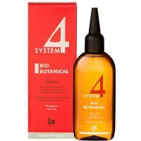 Сыворотка ботаническая System 4 Био от выпадения волос, 100 мл