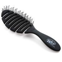 Щетка Wet Brush Flex Dry для быстрой сушки волос, черная