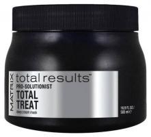 Крем-маска Matrix Total Results Pro Solutionist для глубокого восстановления волос, 500 мл