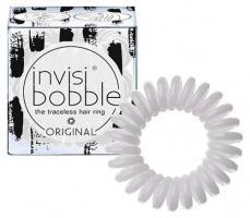 Резинка-браслет для волос invisibobble ORIGINAL Smokey Eye, дымчато-серый