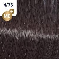 Крем-краска стойкая Wella Professionals Koleston Perfect ME + для волос, 4/75 Бомбейский палисандр