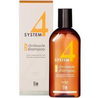Шампунь №2 System 4 для сухой кожи головы, сухих, поврежденных и окрашенных волос, 215 мл