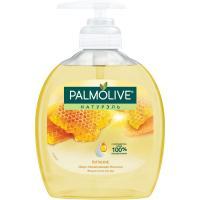 Мыло жидкое для рук Palmolive Натурэль, Мед и молочко, 300 мл