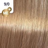 Крем-краска стойкая Wella Professionals Koleston Perfect ME + для волос, 9/0 Очень светлый блонд натуральный