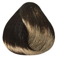 Краска-уход ESTEL De Luxe 4/70, шатен коричневый для седины, 60 мл