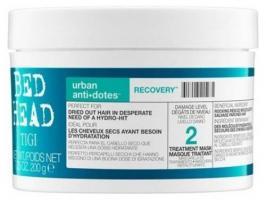 Маска BH Urban Anti + dotes Recovery для поврежденных волос уровень 2, 200 мл