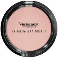 Пудра тональная компактная Pierre Rene Compact Powder с натуральными маслами для сухой кожи, оттенок 05, 8 г