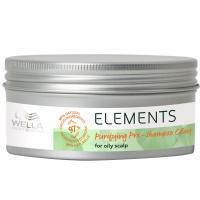 Глина очищающая Wella Professionals Elements для жирной кожи головы перед мытьем шампунем, 250 мл
