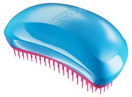 Расческа Tangle Teezer Salon Elite Blue Blush, голубой/розовый