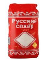 """Сахар-песок """"Русский"""" ГОСТ п/пакет 1 кг"""