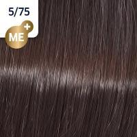 Крем-краска стойкая Wella Professionals Koleston Perfect ME + для волос, 5/75 Темный палисандр