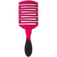 Щетка Wet Brush Pro Flex Dry Paddle Pink розовая, с мягкой ручкой для быстрой сушки волос