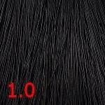 Крем-краска KEEN COLOUR CREAM 1.0, черный, 100 мл
