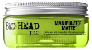 Мастика матовая TIGI Bed Head Manipulator Matte для волос сильной фиксации, 57,5 г