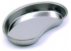 Кюветка металлическая Alessandro