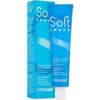 Крем-краска для волос Concept Soft Touch 9.68 очень светлый блондин фиолетово-перламутровый, 100 мл