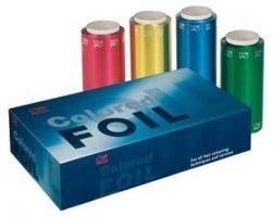 Фольга цветная Wella Professionals (набор из 4 рулонов разного цвета)