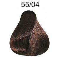Тонирование Wella Professionals Color Touch Plus, 55/04 бренди