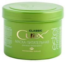Маска питательная ESTEL Curex Classic для всех типов волос, 500 мл