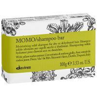 Шампунь твердый Davines Essential Haircare Momo для глубокого увлажнения волос, 100 г