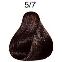 Крем-краска стойкая Londa Color для волос, светлый шатен коричневый 5/7