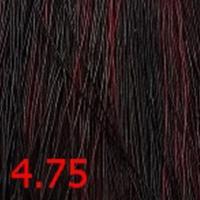 Крем-краска KEEN COLOUR CREAM 4.75, махагон, 100 мл
