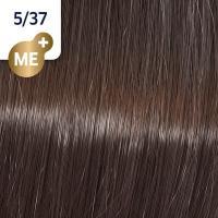 Крем-краска стойкая Wella Professionals Koleston Perfect ME + для волос, 5/37 Принцесса амазонок
