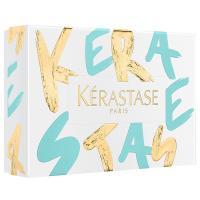 Набор новогодний Kerastase Resistance 2021, шампунь-ванна, 250 мл + молочко, 200 мл + термо-уход, 150 мл