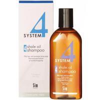 Шампунь №4 System 4 для очень жирной кожи головы, 215 мл