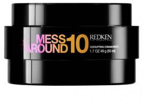 Крем-паста текстурирующая Redken Mess Around для волос, 50 мл