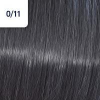 Крем-краска стойкая Wella Professionals Koleston Perfect ME + для волос, 0/11 Пепельный интенсивный