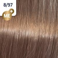 Крем-краска стойкая Wella Professionals Koleston Perfect ME + для волос, 8/97 Молочный шоколад