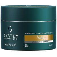 Воск System Professional Man Styling для укладки и блеска, 80 мл
