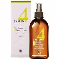 Лосьон-спрей R System 4 для восстановления поврежденных волос, 200 мл