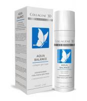 Гель-маска Medical Collagene 3D Aqua Balance с гиалуроновой кислотой, 30 мл