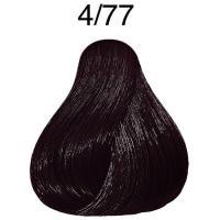 Крем-краска стойкая Londa Color для волос, шатен интенсивно-коричневый 4/77