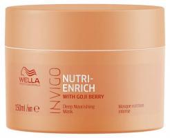 Питательная маска-уход Wella Professionals Invigo Nutri Enrich, 150 мл