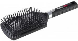Щетка профессиональная BaByliss PRO Paddle Brush широкая с зубчиками