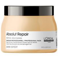 Маска L'Oreal Professionnel Serie Expert Absolut Repair для восстановления поврежденных волос, 500 мл