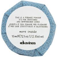 Помада моделирующая Davines More Inside для текстурных и пластичных образов, 75 мл